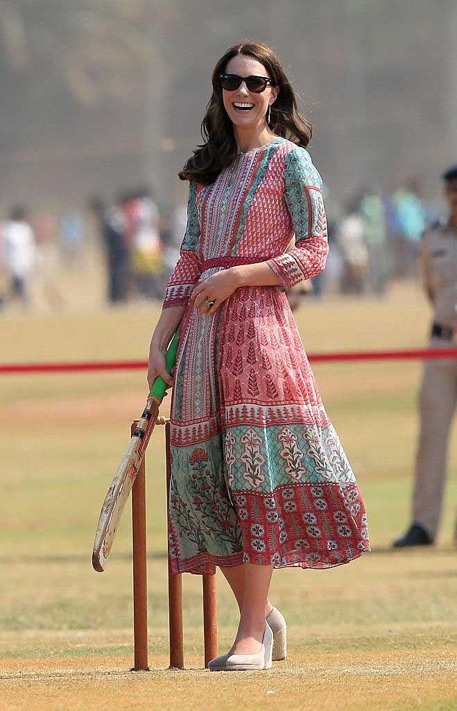 Kate Middleton in Anita Dongre