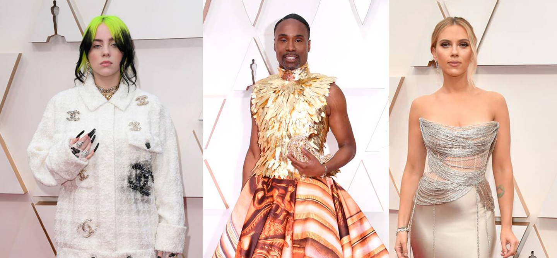 Oscars 2020 fashion