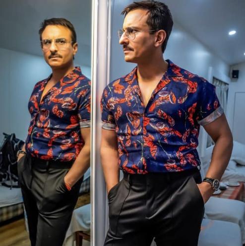 90s moustache saif ali khan ranveer singh moustache
