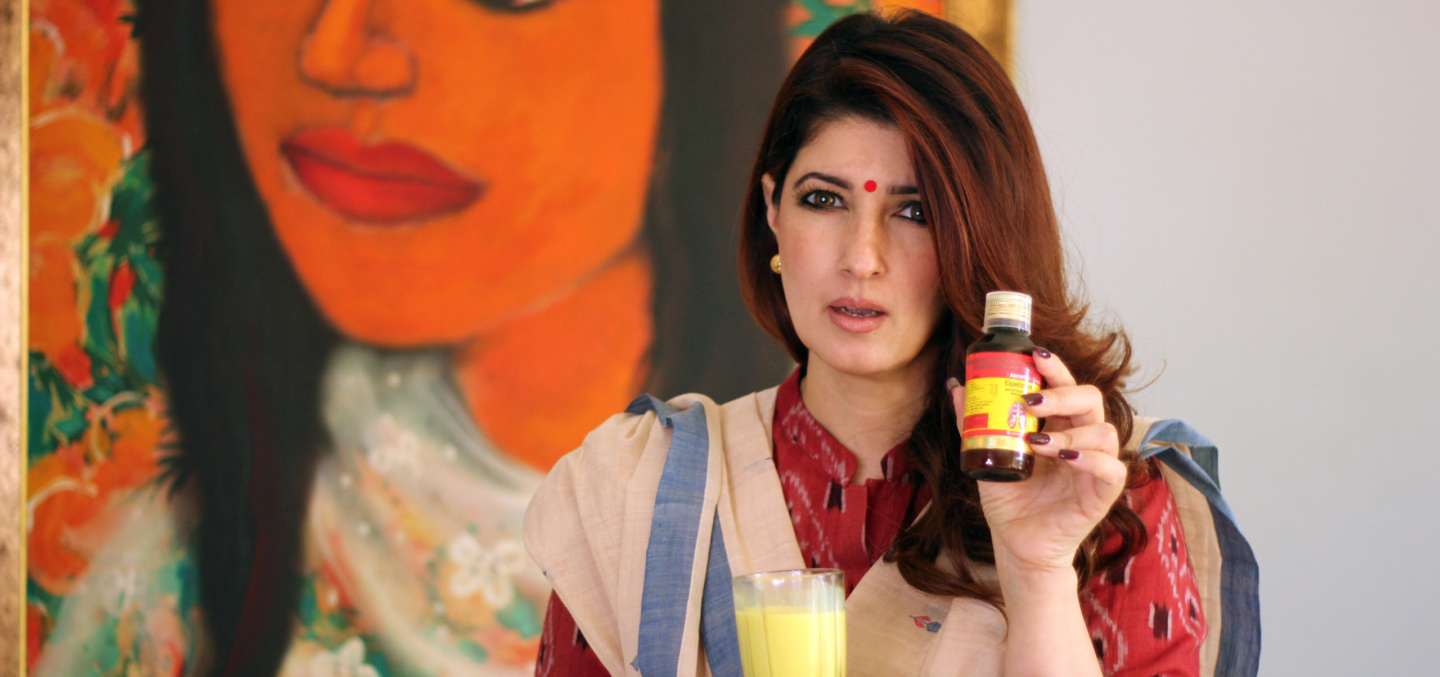 Twinkle Khanna on how to survive marriage