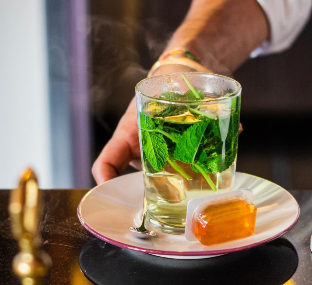 tea to relieve period cramps