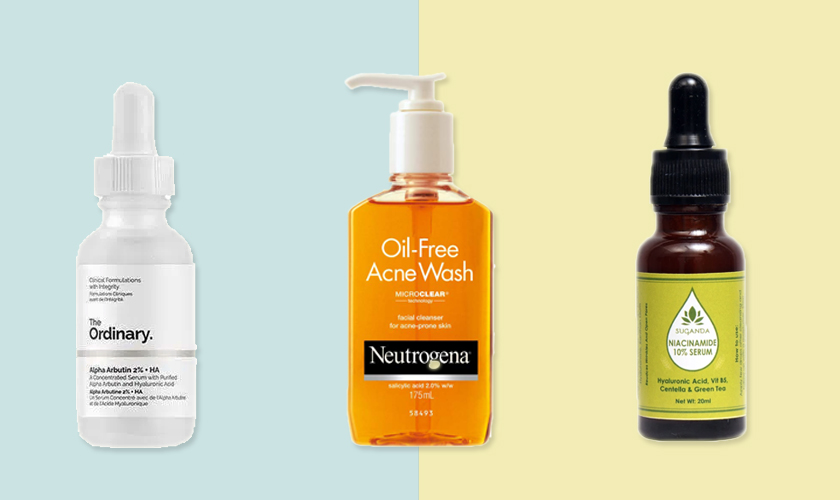 skincare by age products for your 20s