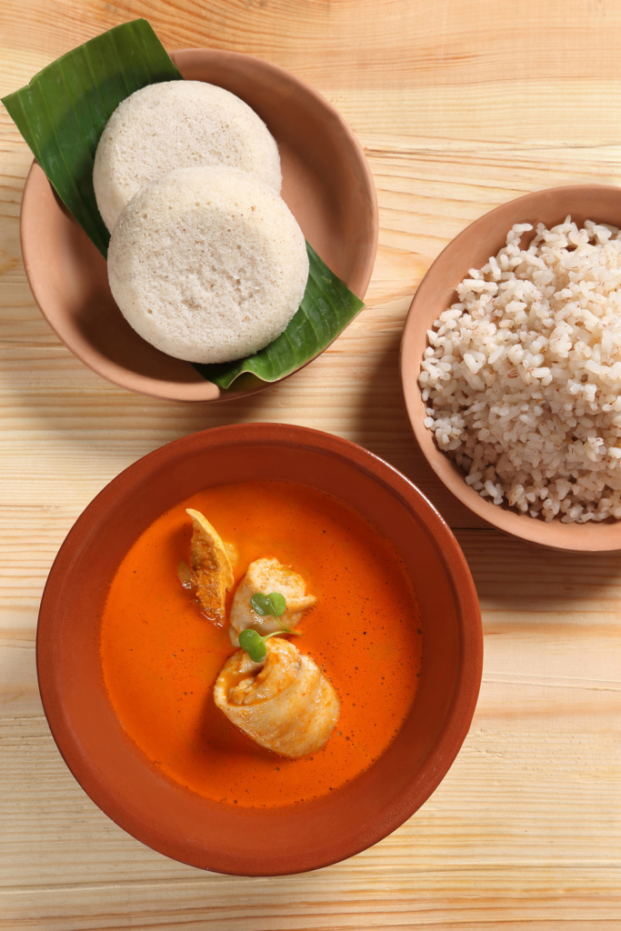 Easter recipes fish curry