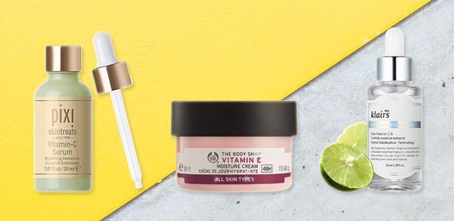 best antioxidant skincare vitamin c serum