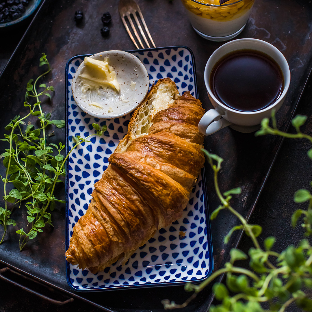 gluten-free croissants
