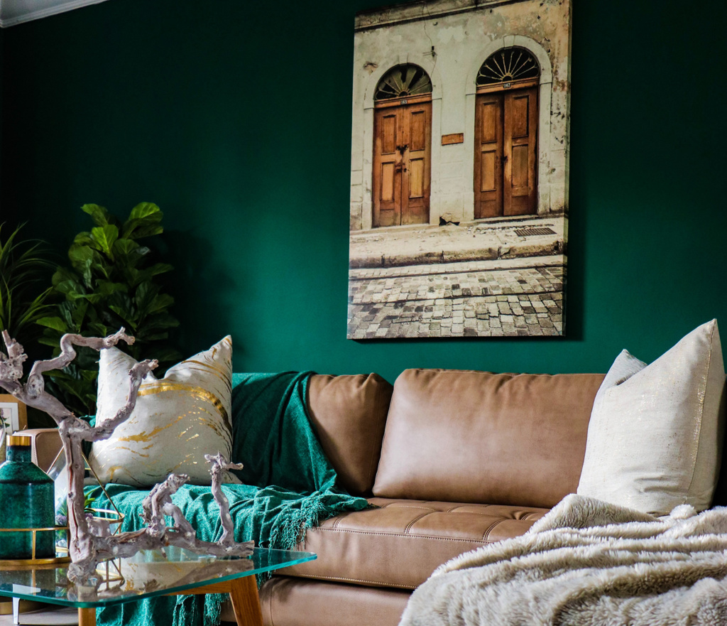 couch home makeover