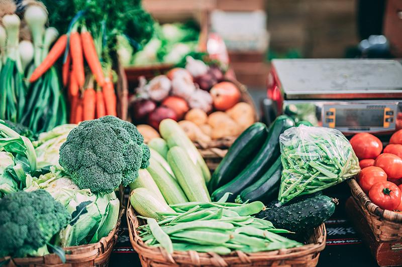vegetables groceries food saftey coronavirus lockdown