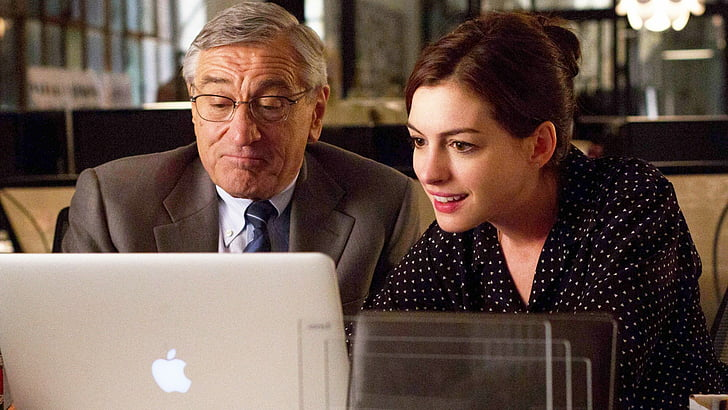 family-friendly movies The Intern