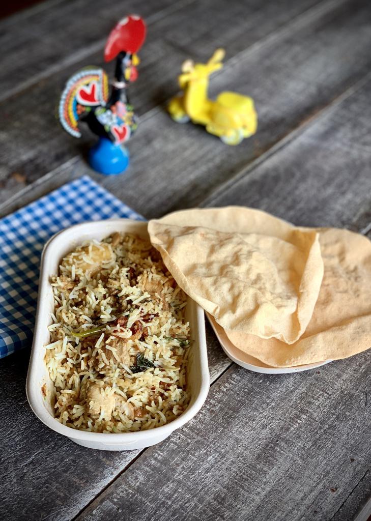 eid recipe Bohri pulao