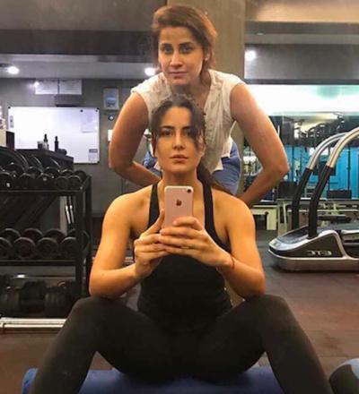 katrina kaif yasmin karachiwala workout routine