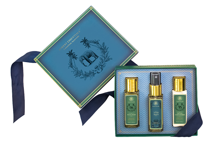 fores essentials men gift box father's day gift