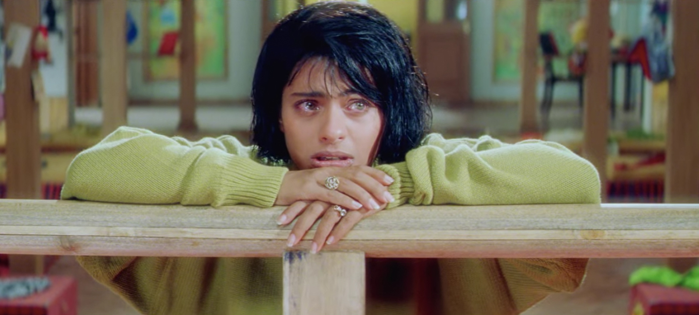 different kinds of crying kajol kuch kuch hota hair