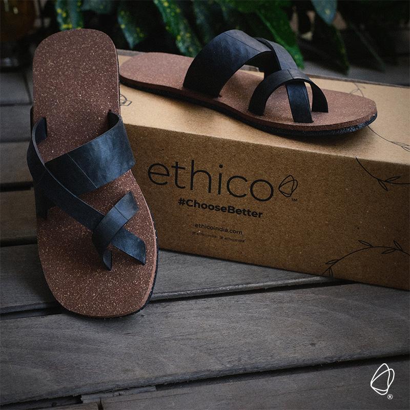 vegan footwear ethico india ethical footwear vegan leather cork