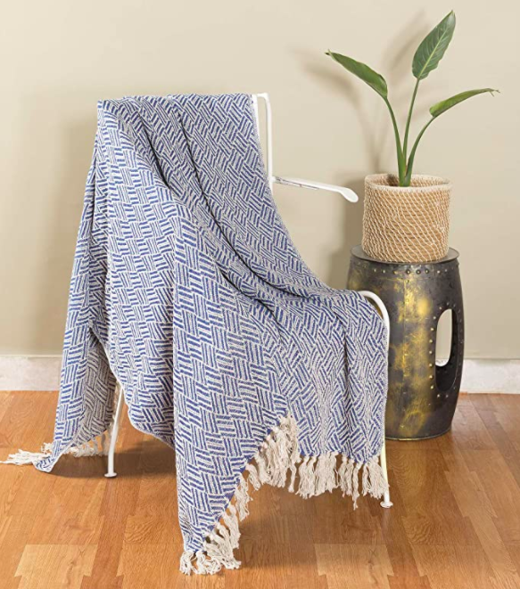 home decor for lazy people sofa chair throw blanket