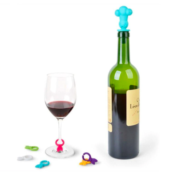 wine glass marker