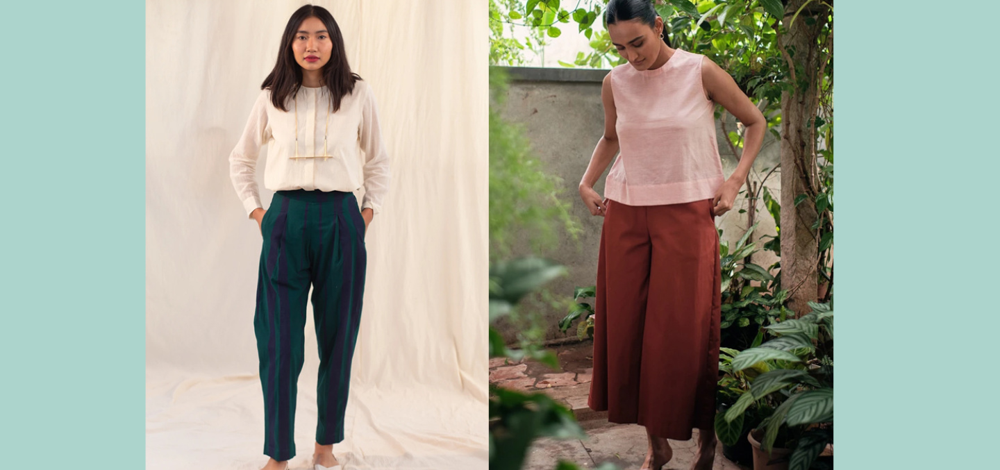 10 comfortable back-to-work pants we don't hate wearing