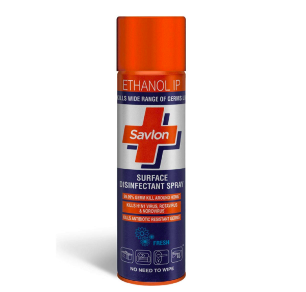 Cleaning products sanitiser spray