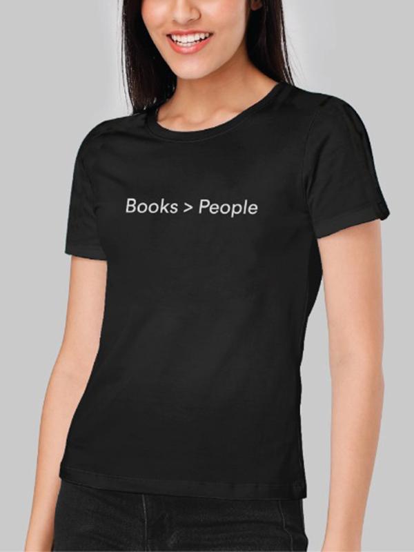 books better than people Tweak It T-shirt Tweak India The souled Store