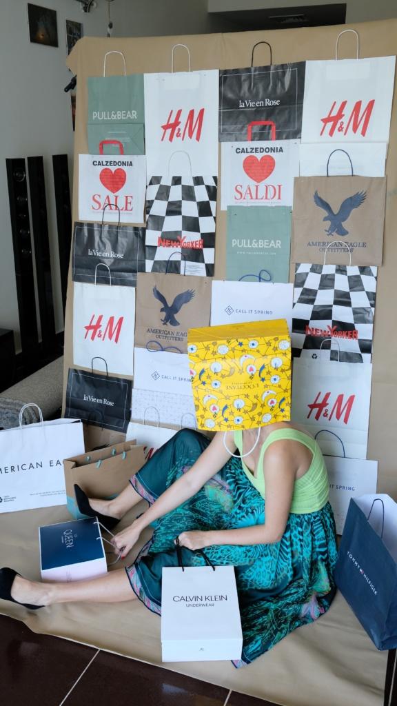 declutter your closet to make money online