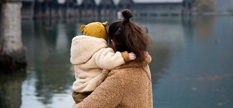 Mother and child postpartum depression
