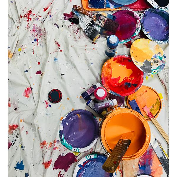 Kid's room paint