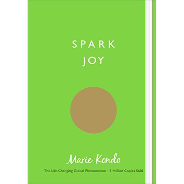 Mari kondo spark joy