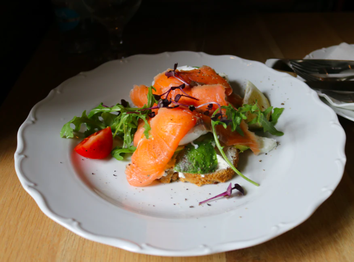 salmon food affects mental health