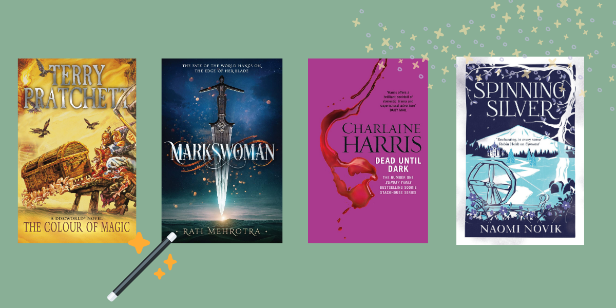 11 fantasy book series and novels that will add magic to your life