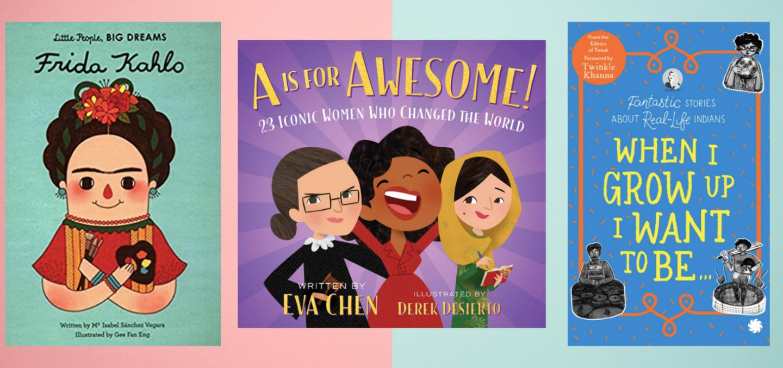 Inspiring books for kids