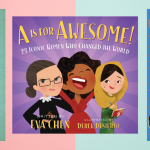 8 inspiring books for kids to lure them away from screens and into the company of real heroes
