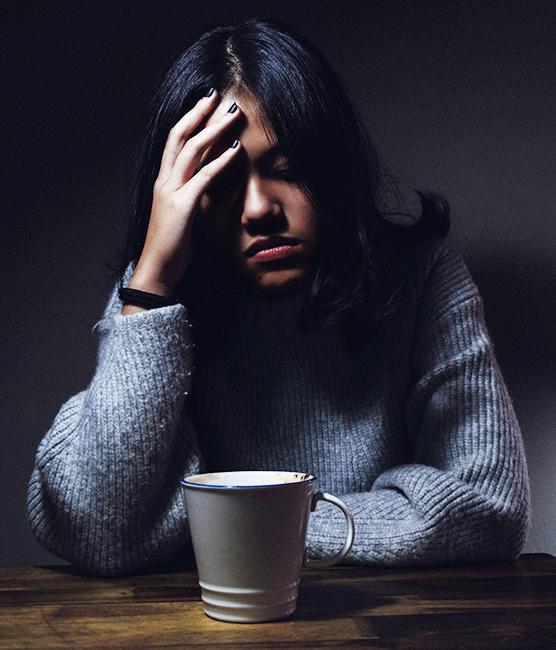 anger upset argument depressed