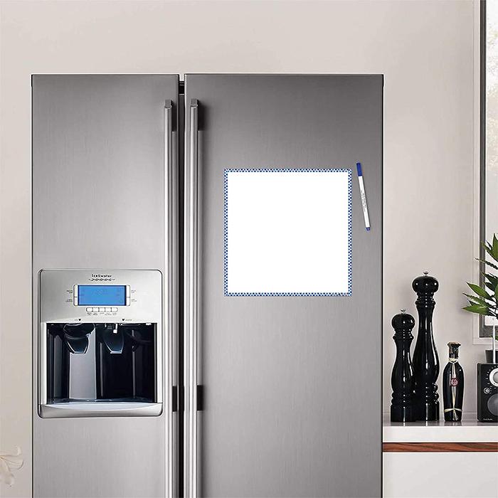 fridge whiteboard magnet notepad buy online amazon