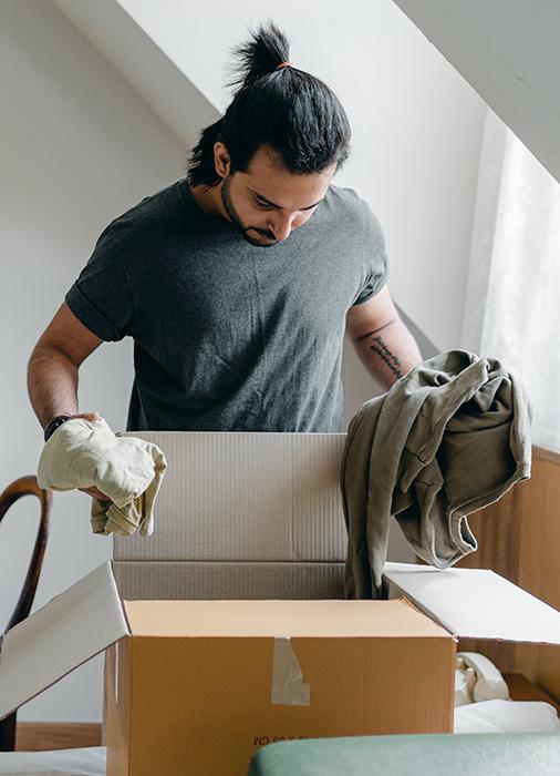 unpacking man housework chores pandemic lockdown gender neutral parenting
