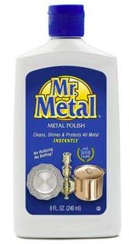 Mr. metal festive cleaning