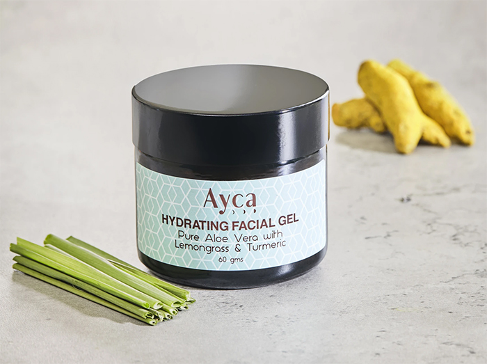 ayca skincare lockdown beauty regime