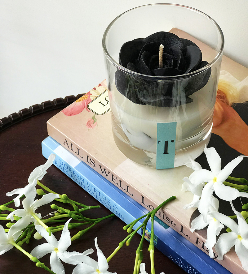 stress relieving products candle