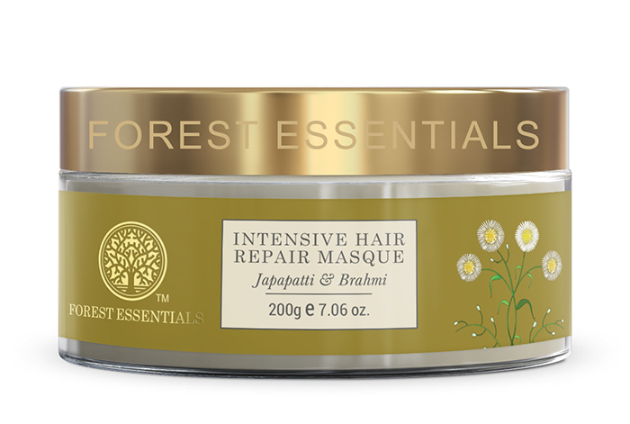 forest essentials hair masque mask lockdown beauty