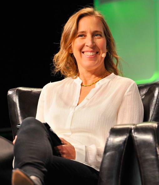 Susan Wojcicki success tips