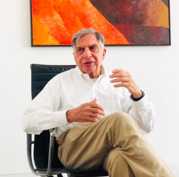 Ratan Tata sucess
