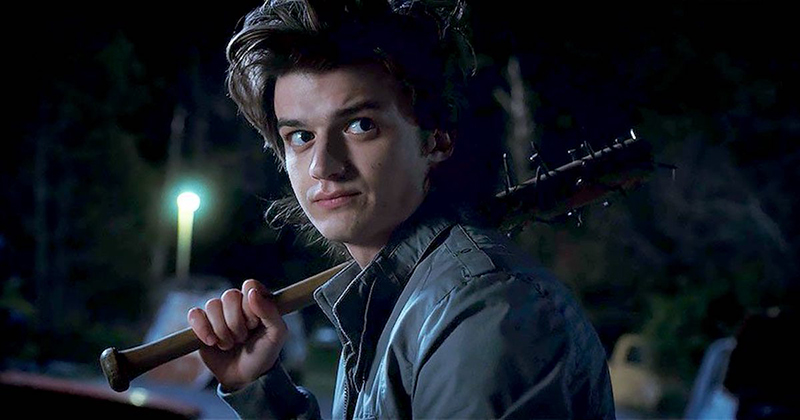 steve harrington stranger things character development