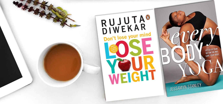 wellness books rujuta diwekar nutritionist fitness book indian kavita devgan pain free