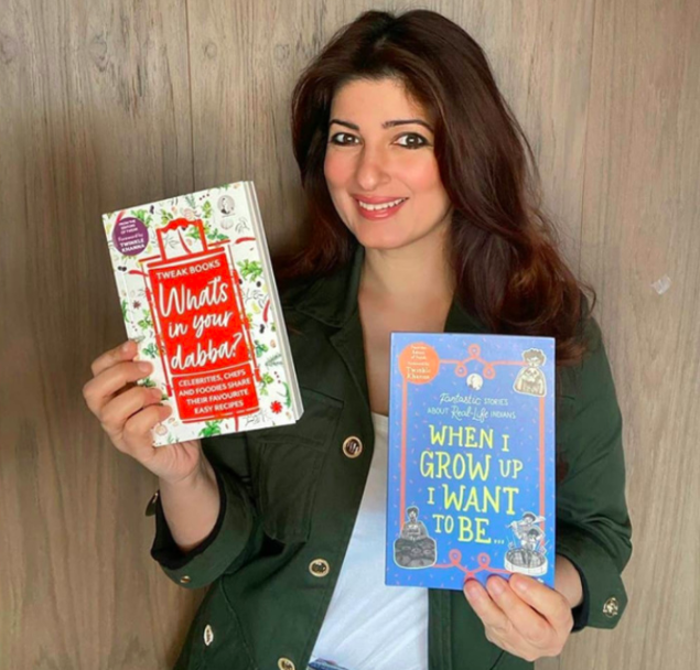 best of 2020 tweak books twinkle khanna whats in your dabba local heroes
