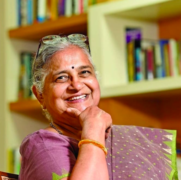 Sudha Murty parenting advice
