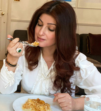 Twinkle Khanna Whats In Your dabba