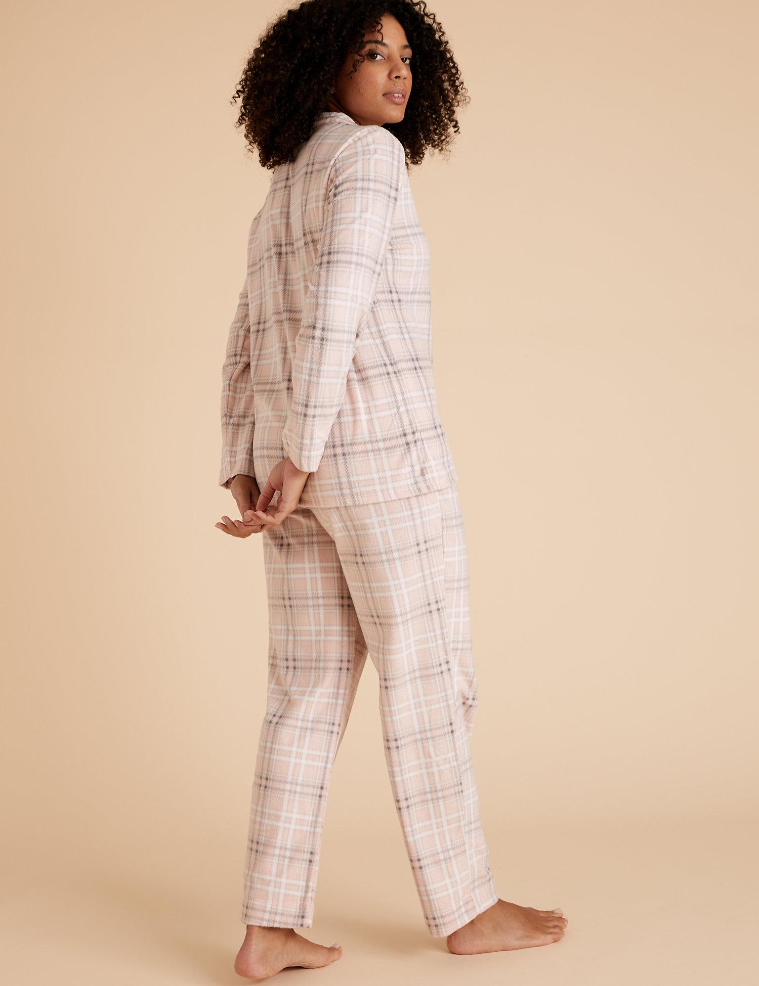 Pyjama set winter wardrobe