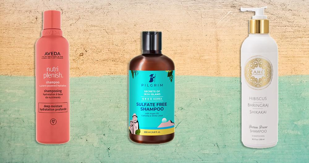 aveda pilgrim ahe naturals shampoo winter haircare