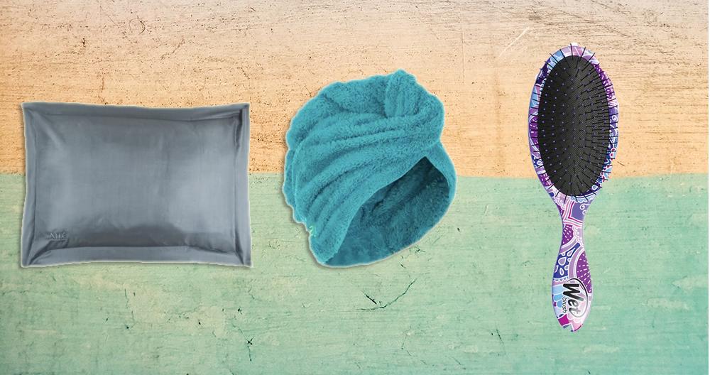 silk pillowcase microfiber towel india wetbrush detangler