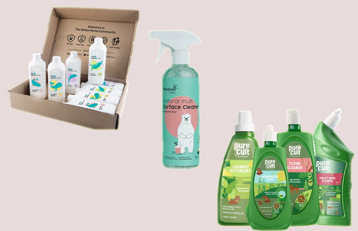 bio enzyme natural house cleaning products