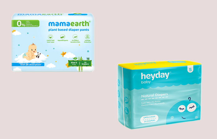 organic products for babies diapers biodegradable mamearth heyday