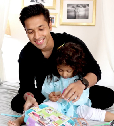durjoy datta kids children lego dots